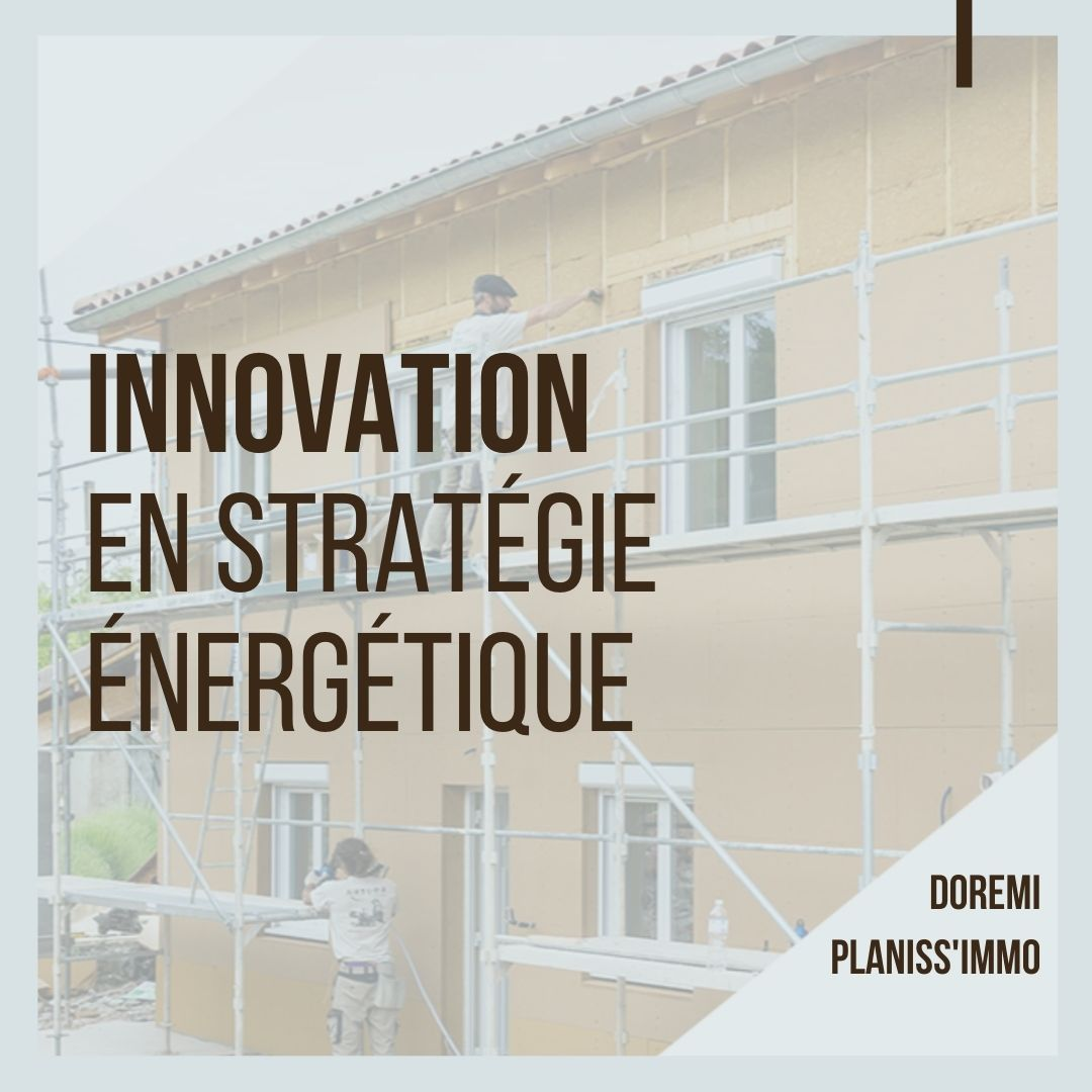 Innovation en stratégie énergétique